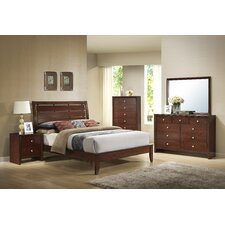 Carolina Sleigh Bedroom Collection