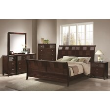 Hidalgo Queen Sleigh Bedroom Collection