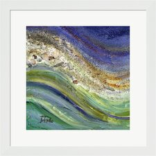 The sea I by Patricia Pinto Framed Painting Print