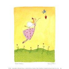 Felicity Wishes II Paper Print