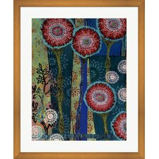 'Boho' by Kate Birch Framed Painting Print