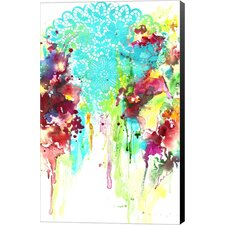 'Boho' by Lana Moes Painting Print on Canvas