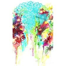 'Boho' by Lana Moes Painting Print