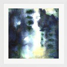Ocean Deep II by Chariklia Zarris Framed Painting Print