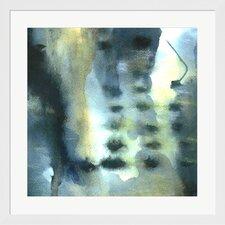 Ocean Deep I by Chariklia Zarris Framed Painting Print