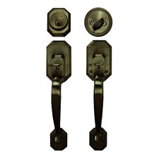 <strong>DSD Group</strong> Cerberus Entry Hand Door Lock Set