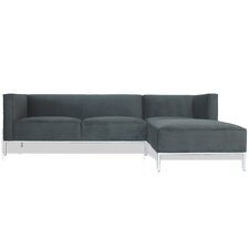 Lacy Sofa and Chaise Sectional