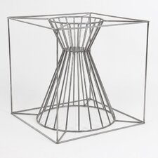 Boo Fire Pit Basket