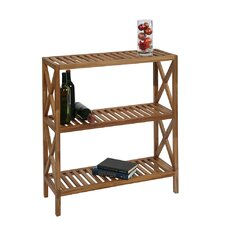 Hayden 3 Level Folding Shelf