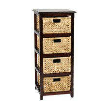 "Seabrook 15.5"" Storage Unit"