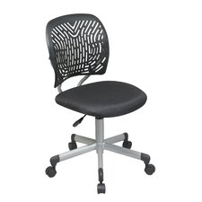 SpaceFlex Mid-Back Task Chair without Arms
