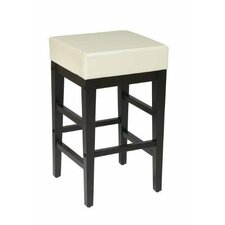 "<strong>OSP Designs</strong> 25"" Bar Stool with Cushion"