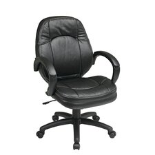 Deluxe Managers Chair with Padded Arms