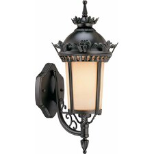 New Orleans 1 Light Outdoor Wall Sconce
