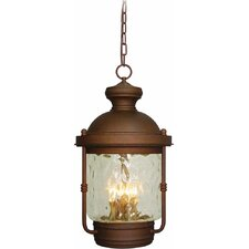 Sterling 4 Light Outdoor Pendant