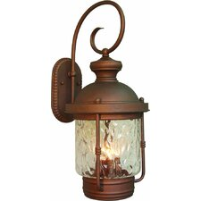 Sterling 4 Light Outdoor Wall Sconce