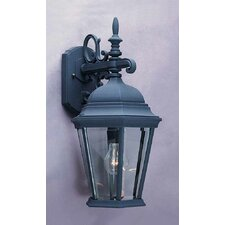 1 Light Outdoor Wall Sconce
