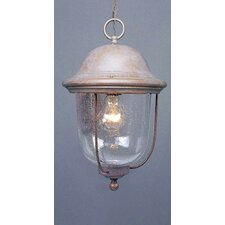 Rhodes 1 Light Outdoor Pendant