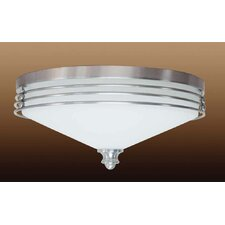 Avila 3 Light Ceiling Fixture Flush Mount