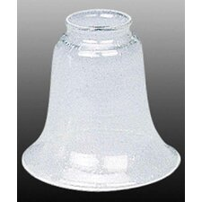 "5"" Glass Bell Pendant Shade"