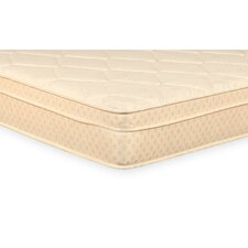 "Ultimate Dreams 9"" Crazy Quilt Eurotop FOAM Mattress"