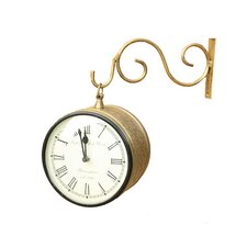"Ethnic 6"" Sation Clock"