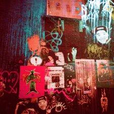 """""""Street Substance"""" Canvas Art"""