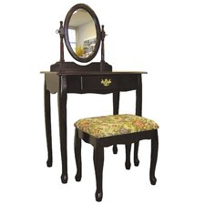 <strong>ORE Furniture</strong> Vanity Set with Mirror
