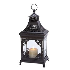 <strong>ORE Furniture</strong> Metal Lantern