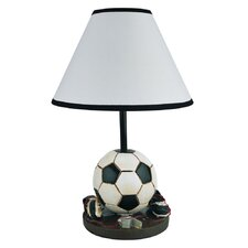 Soccer Ball Table Lamp