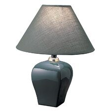 "Urn-Shaped 15"" H Table Lamp"