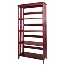 4 Tier Bookcase in Cherry