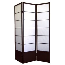"70"" x 68"" Shogun 3 Panel Room Divider"