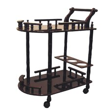 2 Tier Wine Table