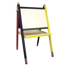 Kid's Drawing Board Easel