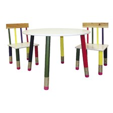 <strong>ORE Furniture</strong> 3 Piece Kid's Table