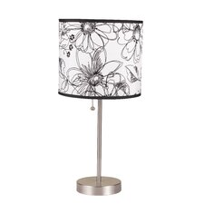 <strong>ORE Furniture</strong> Floral Table Lamp