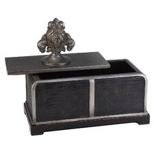"11"" Sobek Decorative Box"