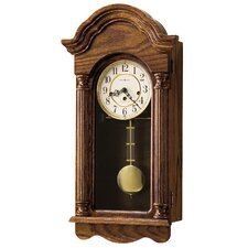 Chiming Key-Wound Daniel Wall Clock