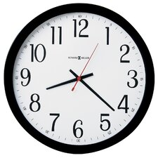 "Home or Office Gallery 16"" Wall Clock"