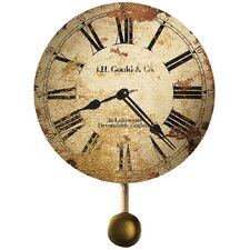 "<strong>Howard Miller®</strong> Moment In Time 13"" Wall Clock"