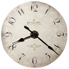 "Moment In Time Enrico Fulvi Gallery Oversized 32"" Wall Clock"