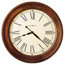 "<strong>Howard Miller®</strong> Gallery Grand Americana Oversized 30"" Wall Clock"