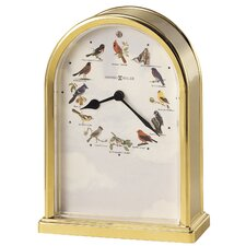 Songbirds of America Table Clock