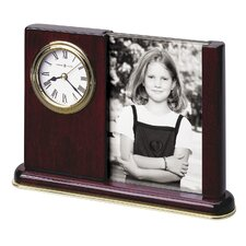 <strong>Howard Miller®</strong> Portrait Caddy Table Clock