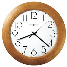 "<strong>Howard Miller®</strong> Santa Fe Quartz 12.75"" Wall Clock"