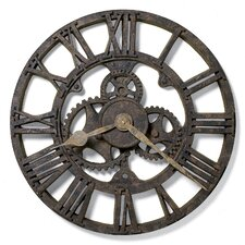 "<strong>Howard Miller®</strong> Designer Choice Allentown 21.5"" Wall Clock"