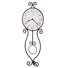 Loretta Quartz Wall Clock