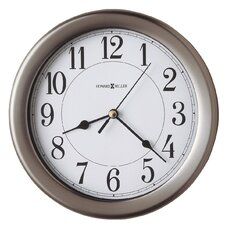 "<strong>Howard Miller®</strong> Special Wall Mount Aries 8.5"" Clock"