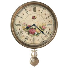 Savannah Botanical VII Quartz Wall Clock